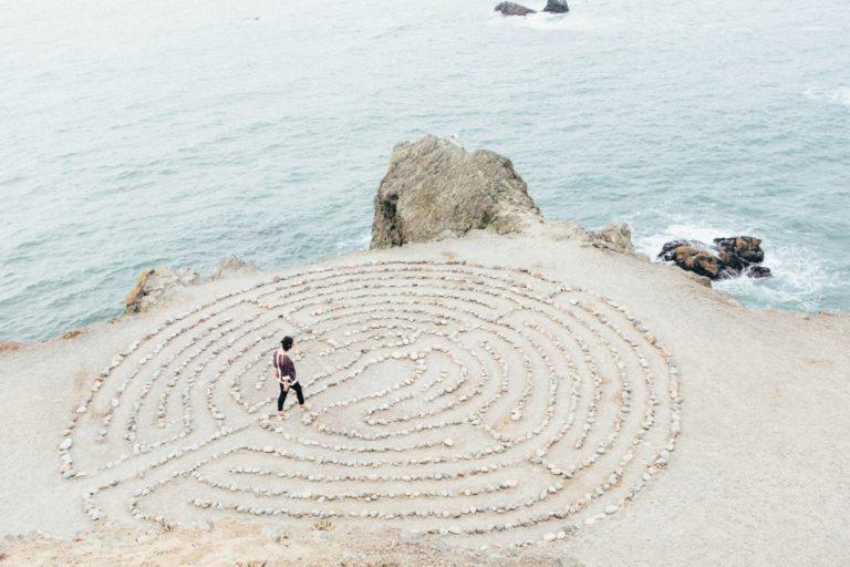 Notre quête de sagesse, de connaissance nous mène sur notre chemin intérieur
